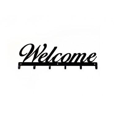 Wieszak Welcome 50cm
