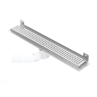 Odpływ prysznicowy ścienny 600mm Kesmet 600KWF_p