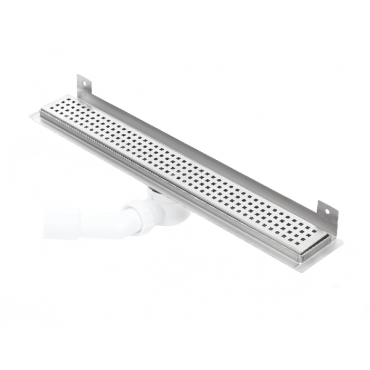Odpływ prysznicowy ścienny 1200mm Kesmet 1200KWF_p